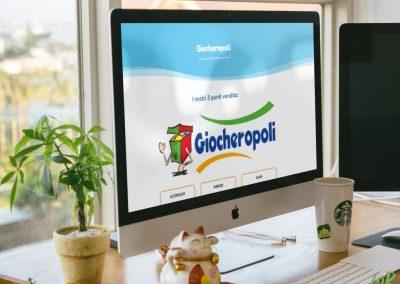Sviluppo Landing Page Giocheropoli