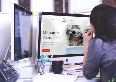 Travel Blogger Motoramica