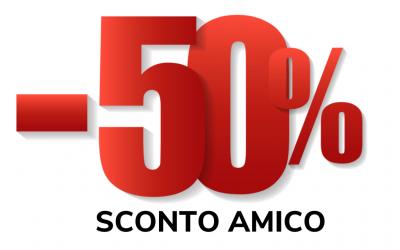 Web Sconto Amico fino al 50%